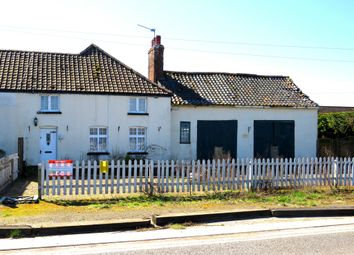 Thumbnail 2 bed cottage for sale in Newmarket Road, Risby, Bury St. Edmunds