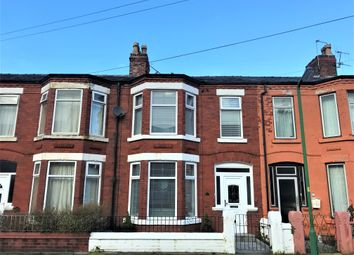 Thumbnail 3 bedroom terraced house for sale in Milton Road, Waterloo, Liverpool
