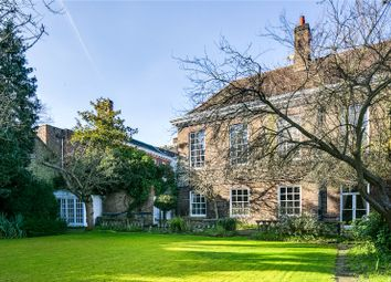 Thumbnail 3 bed end terrace house for sale in The Wardrobe, Old Palace Yard, Richmond, Surrey