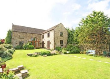 Thumbnail 4 bed barn conversion for sale in Broad Gorse Farm, Matlock Road, Chesterfield, Derbyshire
