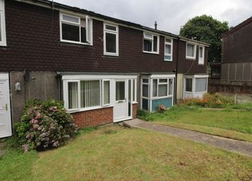 Thumbnail 3 bed terraced house to rent in Slade Close, Lordswood, Chatham