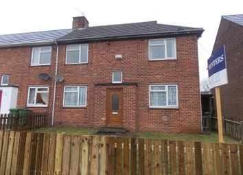 Thumbnail 3 bed end terrace house to rent in Crosby Road, Grimsby