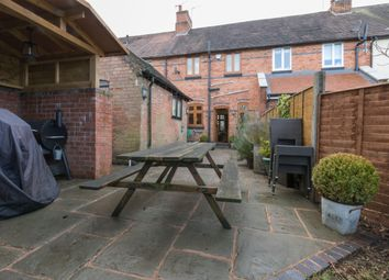 Thumbnail 2 bed cottage for sale in Warwick Road, Knowle, Solihull
