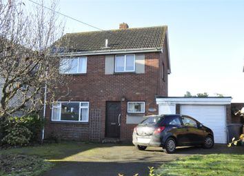 3 bed detached house for sale in Old Coach Road, Broadclyst, Exeter EX5