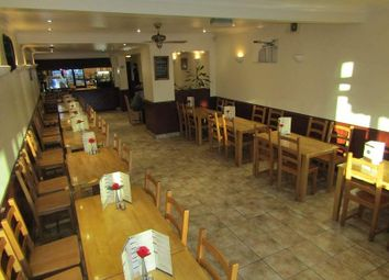 Thumbnail Restaurant/cafe for sale in Granby Street, Loughborough