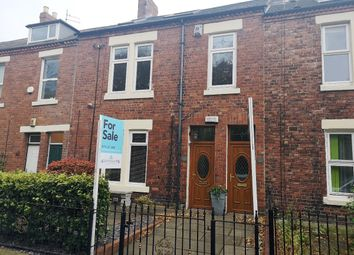 Thumbnail 4 bed maisonette for sale in Claremont Road, Newcastle Upon Tyne