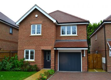 Thumbnail 4 bed detached house for sale in The Grange, Ash