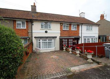 Thumbnail 3 bedroom terraced house for sale in Lyndhurst Road, Tilehurst, Reading, Berkshire