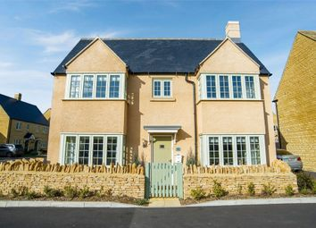 Thumbnail 3 bed detached house for sale in Trubshaw Way, Fairford, Gloucestershire
