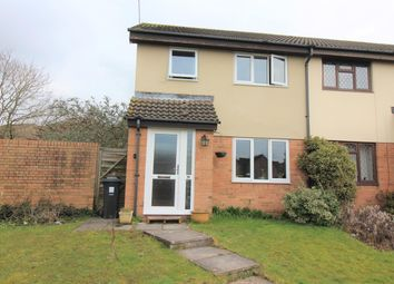 Thumbnail 3 bed end terrace house to rent in Squires Leaze, Thornbury, Bristol