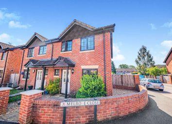 3 bed semi-detached house for sale in Melrose Close, Farnborough GU14