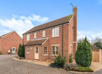 Thumbnail 4 bed detached house for sale in Manor Grove, North Leverton, Retford