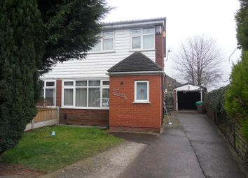 Thumbnail 3 bed semi-detached house to rent in Scholes Park, St. Helens