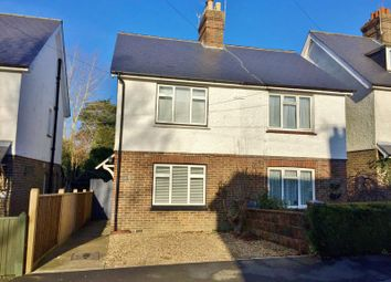 Thumbnail 3 bed semi-detached house for sale in Western Road, Sparrows Green, Wadhurst