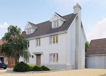 5 bed detached house for sale in Daws Heath Road, Benfleet, Essex SS7