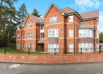 Thumbnail 1 bed flat for sale in Hermitage Road, Solihull
