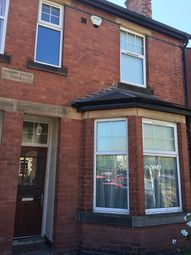 Thumbnail 6 bed semi-detached house to rent in Peveril Road, Beeston Nottingham