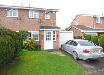 Thumbnail 2 bedroom semi-detached house for sale in Maple Drive, Chellaston, Derby