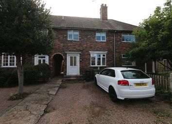 Thumbnail 3 bed terraced house for sale in Worth Crescent, Stourport-On-Severn, Worcestershire