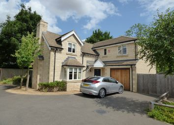 Thumbnail 4 bed detached house for sale in Jubilee Gardens, Cottesmore, Oakham