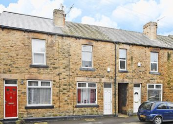 Thumbnail 1 bed terraced house for sale in Longfield Road, Crookes, Sheffield