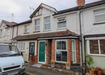 Thumbnail 2 bed terraced house for sale in Northern Road, Aylesbury