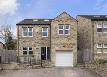 Thumbnail 5 bed property for sale in Woodsome Park, Fenay Bridge, Huddersfield