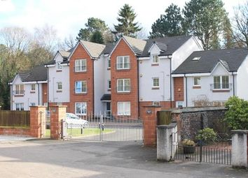 Thumbnail 2 bed flat for sale in Burnpark Avenue, Uddingston, Glasgow