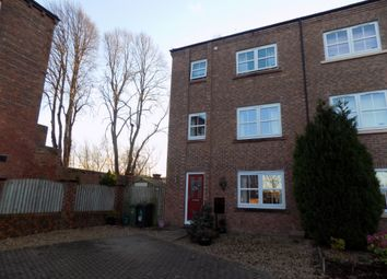 Thumbnail 4 bed town house for sale in Coogan Close, Denton Holme, Carlisle