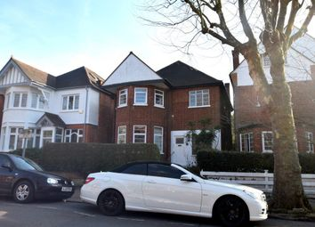 Thumbnail 3 bed flat to rent in Teignmouth Road, Mapesbury, London