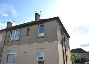 Thumbnail 2 bedroom flat for sale in Argyll Avenue, Falkirk