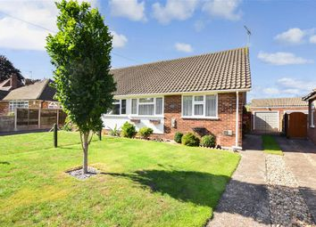 Thumbnail 3 bed bungalow for sale in Rede Court Road, Strood, Rochester, Kent