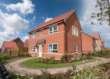 "Thumbnail 3 bedroom detached house for sale in ""Ennerdale"" at Cobblers Lane, Pontefract"