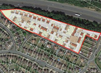 Thumbnail Commercial property for sale in Residential Development Land, Grove Road, Telford