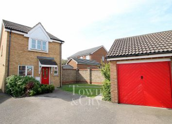 Thumbnail 3 bed detached house for sale in Mariners Way, Northfleet, Gravesend