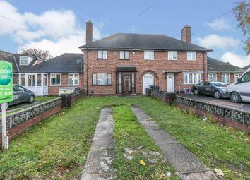 2 bed terraced house for sale in Brownfield Road, Shard End, Birmingham B34