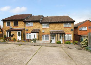 Thumbnail 2 bed terraced house to rent in Sissinghurst Close, Crawley