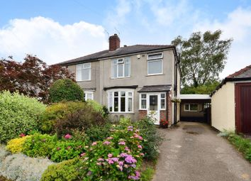 Thumbnail 3 bed semi-detached house for sale in Muskoka Avenue, Bents Green, Sheffield