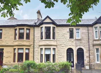 Thumbnail 4 bed terraced house for sale in Victoria Park Drive South, Glasgow