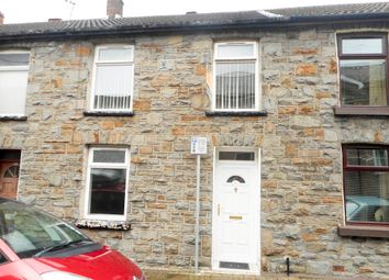 Thumbnail 3 bed terraced house for sale in Gilmour Street, Tonypandy