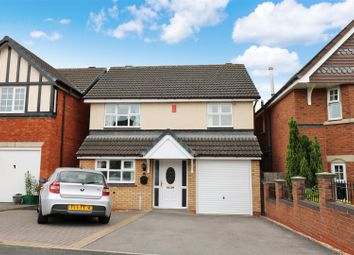 Thumbnail Detached house for sale in Tudor Rose Way, Norton Heights, Stoke-On-Trent