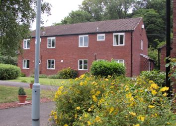 Thumbnail 1 bed flat to rent in Bridgefield Court, Crook, County Durham