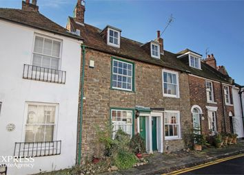 Thumbnail 2 bedroom terraced house for sale in The Bayle, Folkestone, Kent
