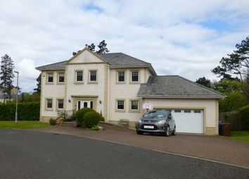 Thumbnail 5 bed detached house for sale in Bramble Wynd, Castlebank Port Glasgow