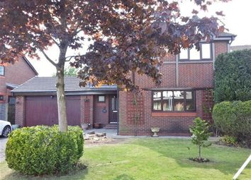 Thumbnail 4 bedroom detached house to rent in Herevale Grange, Worsley, Manchester