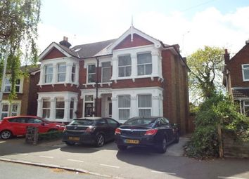 Thumbnail 2 bedroom flat to rent in Manor Road, Gidea Park, Romford