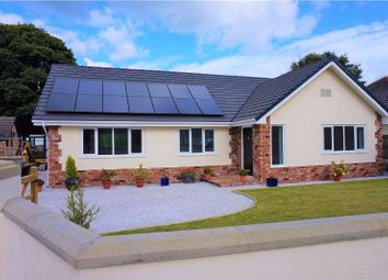 Thumbnail 4 bedroom detached bungalow for sale in Pen Y Fron Road, Pantymywn