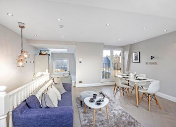 Thumbnail 3 bed flat for sale in Sherbrooke Road, London