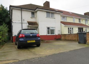 Thumbnail 2 bed maisonette for sale in Waterbeach Road, Slough