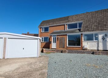 Thumbnail Semi-detached house to rent in Piercy Avenue, Marchwiel, Wrexham